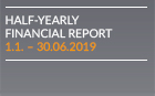 Half-yearly financial report as of 30.06.2019
